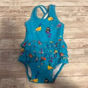 NWT Hanna Andersson mermaid swimsuit